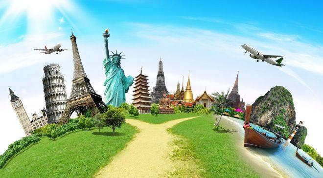 International travel re-visited