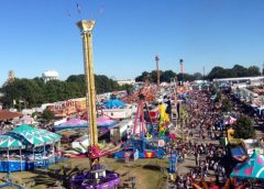 Vice-chair interviewed for NC State Fair piece; heavily edited