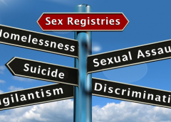 Sex offender registries increase sexual assault
