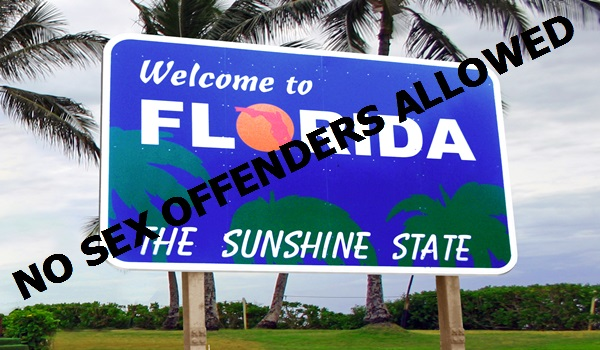 Challenges to florida sex offender ordinances