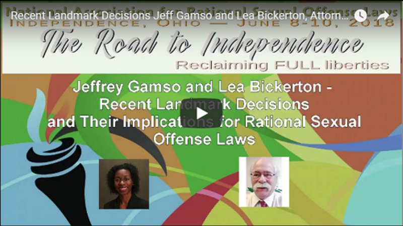 Conference 2018 – Recent Landmark Decisions – Attorneys Jeff Gamso and Lea Bickerton