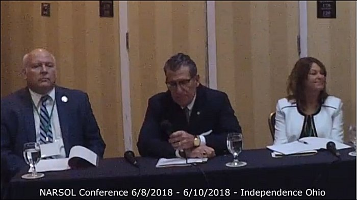 Conference 2018 – Mock Legislative Committee Hearing