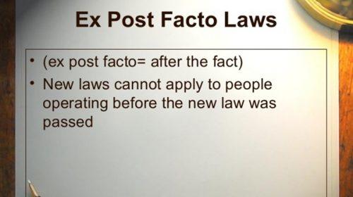 Cato Inst. files amicus brief to Supreme Court in ex post facto case