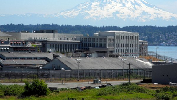 Washington's McNeil Island – Civil Commitment Center