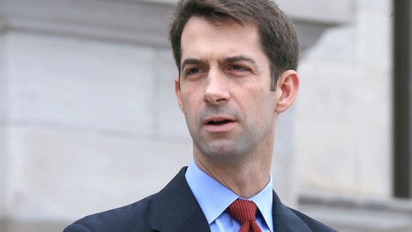 "Action Alert — Sen. Tom Cotton: ""No early release for sex offenders"""
