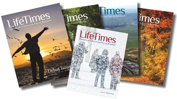 LifeTimes Magazine: Celebrating one year of publication