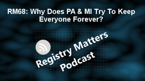 RM68: Why do PA & MI try to keep everyone forever?