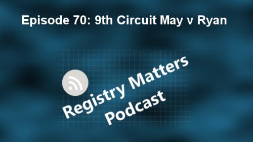 RM70: 9th Circuit May v. Ryan