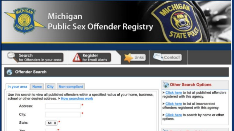 ACLU Michigan Attorney Advocates End of Registry; Provides Updates