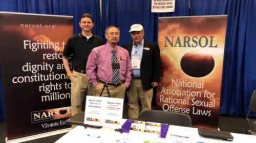 NARSOL in Atlanta at ATSA's 38th conference