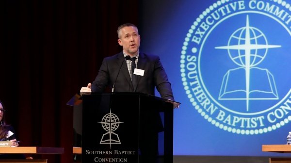 NARSOL condemns Southern Baptist Convention as un-Christian