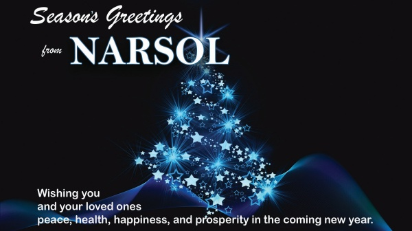 Merry Christmas and happy New Year from NARSOL
