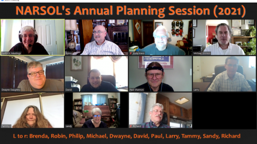 NARSOL and Vivante boards hold annual planning session