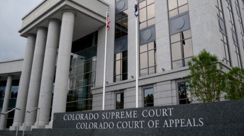 Colorado Supreme Court to clarify if some sex offense sentences illegal