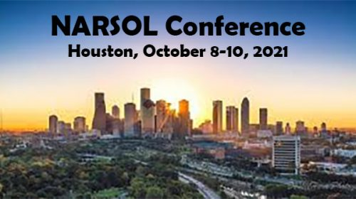 NARSOL Conference 2021 Houston Skyline
