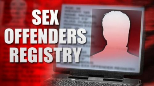 New publication finds sex offender registry driven by animus.