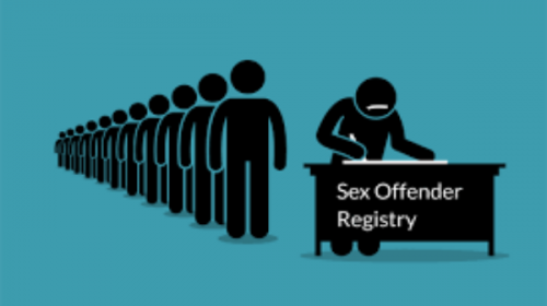 The sexual offense registry — how did we get here?