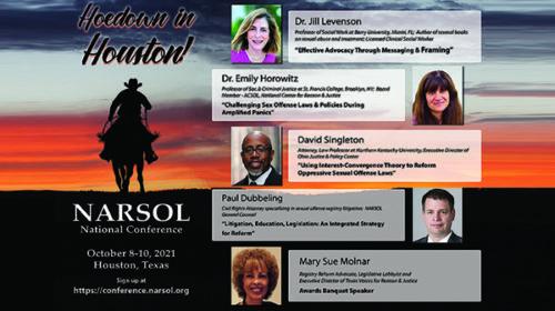 NARSOL's conference scholarship program