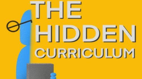 The hidden curriculum of the registry