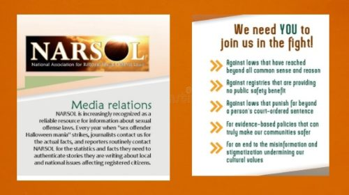 Press release announcing our conference sent to media across the nation