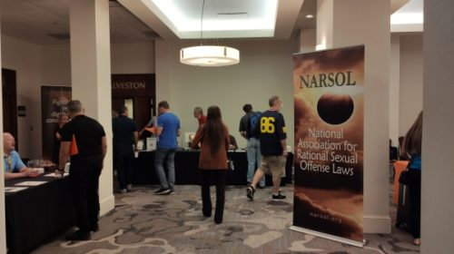 Day two of NARSOL's 2021 conference features Dubbeling, Horowitz, Molnar